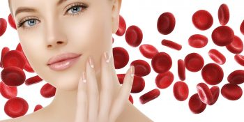 Facial treatment for cosmetic medicine reasons